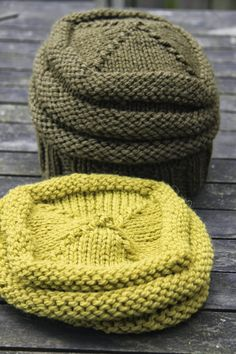 Jane's Probably Knitting: Introducing the Atherfield Hat