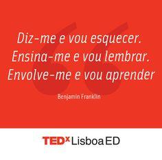 #tedxlisboaed  #EdTech #Educacao