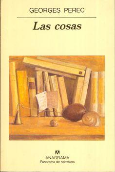 Las cosas de George Pérec.Signaturaq: CLUB 113 - 158 pag.- 24 ejemplares. Literatura francesa.