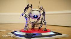 3D Printed Atlas comes to life!