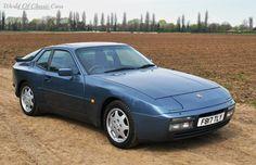 World Of Classic Cars: Porsche 944 1989 - World Of Classic Cars -