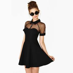 Some people said: being single is better than being in an unfaithful relationship. I also agree that, I support a girl who wear beautiful #MiniDress without boy friend.   http://www.tomtop.cc/aiAFbm