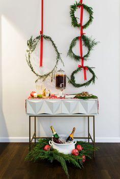 Simple Wreaths