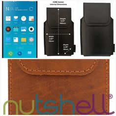 Meizu M2 Smartphone Holster  #nutshell #cases #holster #leather #belt #smartphone #samsung #guaranteed #smartphonesecurity #galaxy