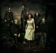 Within Temptation........classified as metal/rock...from the Netherlands......a bit of a departure from my normal tastes but I can't stop listening to them...