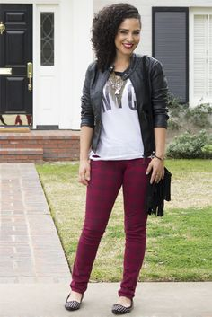 STYLEeGRACE ❤'s this Edgy Street Style Fashion!