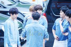 150720 #인피니트 - KBS 'A Song for You' Recording