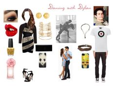 """""""Dancing with Dylan (Imagine in description)"""" by beatles5ever ❤ liked on Polyvore"""