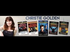 "8 times NYT Bestselling author of Warcraft, StarCraft, Star Trek & Star Wars novels, Christie Golden shares about her new short story, ""Little Magicks"" in Fantastic Worlds, a Fantasy Anthology available now only on Kickstarter: https://www.kickstarter.com/projects/1820327466/fantastic-worlds-a-fantasy-anthology-ft-christie-g"