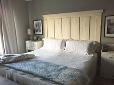 Ideas For Homemade Headboards make your own headboard | diy | pinterest | bedrooms, master