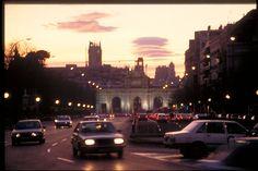 Streets of Madrid - 照明探偵団