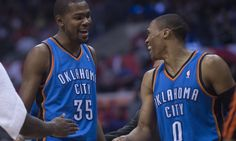 Kevin Durant and Russell Westbrook: The end of an era = You would have to live under a rock to have not heard that Kevin Durant is joining the Golden State Warriors. The Warriors formed a super team.  Durant signing with the Warriors left Thunder fans understandably upset. Since the Seattle.....