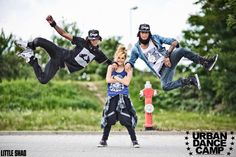 chachi and les twins Shes hot and they're amazing.... I found my new role models