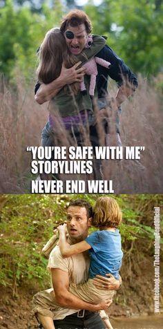 The Walking dead -memes Walking Dead Tv Series, Walking Dead Funny, Fear The Walking Dead, Twd Memes, Funny Memes, Talking To The Dead, Dead Zombie, Dead Inside, Daryl Dixon