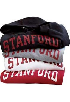 Stanford University sweatshirt