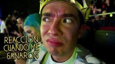 Mi Reacción Cuando Perdí el Premio y MOR Remix Presentación en Vivo - V... Ami Rodriguez, Door Prizes