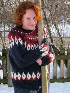 Ravelry: djenn's John's Christmas Jumper