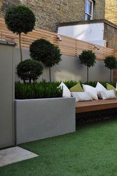 47 Incredible Backyard Storage Shed Design and Decor Ideas - Back Garden Design, Backyard Garden Design, Modern Backyard, Small Backyard Landscaping, Backyard Patio, Backyard Storage, Backyard Ideas, Pergola Design, Patio Design