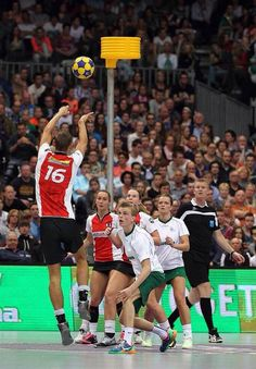 Korfball - Its fun.Play it.