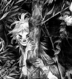 azertip Boy Illustration, Illustrations, Character Illustration, Japanese Art, Art Inspo, Painting & Drawing, Art Reference, Watercolor Art, Character Art