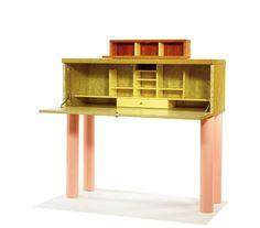 Ettore Sottsass desk