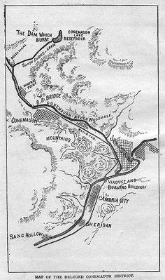 johnstown flood 1889 - Google Search