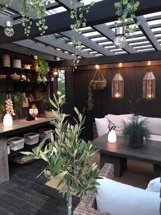 Outdoor Patio Designs, Outdoor Pergola, Backyard Pergola, Outdoor Rooms, Backyard Landscaping, Outdoor Living, Backyard Layout, Backyard Seating, Garden Sitting Areas