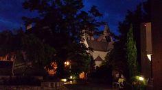 Breisach by night