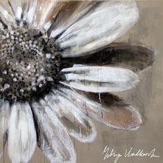 """Saatchi Online Artist: Yuliya Vladkovska; Acrylic 2013 Painting """"white sun"""""""