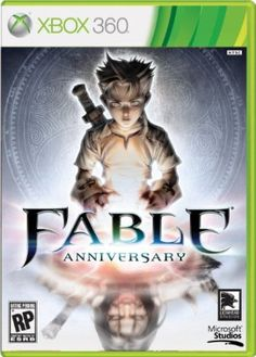Fable Anniversary Launch Edition with Bonus DLC Xbox 360 Brand New w/ Slip Cover Xbox 360 Video Games, Video Game Rooms, New Video Games, Xbox Games, Box Video, Wii, Playstation, Videogames, Persona