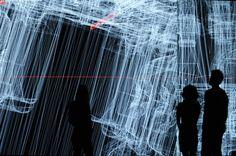 data.anatomy [civic] by Ryoji Ikeda – Berlin – 19 April – 1st May    data.anatomy [civic] is a new audiovisual installation by Ryoji Ikeda, arising from a unique collaboration with Mitsuru Kariya, the development leader of the new Honda Civic.