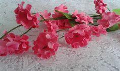 Flor Artificial Mosquitinho Rosa