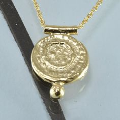 gold necklace, Gentle pendant, Pandant, Antique coin design, statement necklace, for her, Special necklace, Designed necklace, NG11