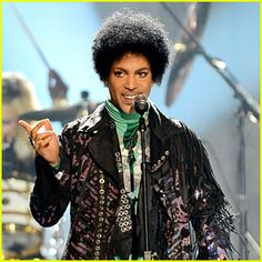 Prince Singer | Prince takes to the stage for a highly anticipated performance at the ...