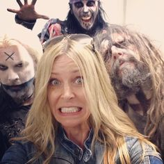 I'm being attacked by zombies!