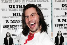 """Andrew W.K. to Include Dirty Jeans and Hair in 'I Get Wet' Limited Deluxe Edition  Originally, the """"Party Hard"""" singer and dedicated brony wanted to send his fans used tissues and one of his own hangnails."""