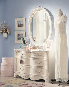 Jessica McClintock Romance Drawer Dresser