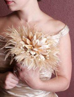 Unique wedding Bouquets ♥ Beautiful Unusual Wedding Bouquet Idea