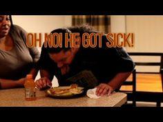 Dog Food Prank on Boyfriend Gone Wrong #pranks #funny #prank #comedy #jokes #lol #banter