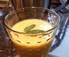 Mango Lassi ohne Joghurt