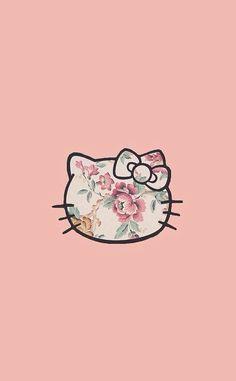 Pretty hello kitty wallpaper