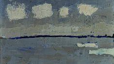 René Char rencontré en 1951 était le grand ami de Nicolas de Staël. Ils ont eu un projet de livre ensemble « Poèmes ». Au Havre, le peintre réalise pour Char cinq toiles de petit format « Face au Havre ». Char nommait « cassé-bleu » la lumière intense et le ciel infini chez Staël.