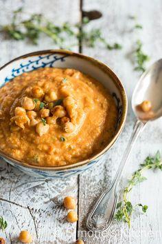 Geroosterde tomaten soep | simoneskitchen.nl