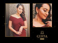 #SonakshiSinha looked her diva self at the #ScreenAwards2016 in this ring from #Gehna #Bollywood #Celebrities #Celebs