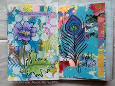 In the Garden of the Mystic | Elizabeth Michelle (Reuss) Remy