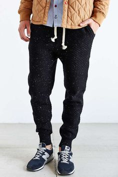 CPO Textured Sweater Jogger Pant