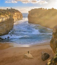 One of those great great ocean spots.