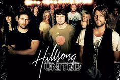 One of mi favorite bands, Hillsong