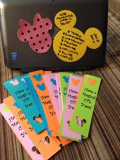 Back to School for CTE Teachers include bookmarks and CTE Teacher Magic Dust cards.