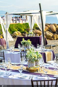 Beautiful set up for your wedding at Velas Vallarta